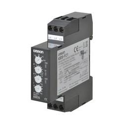 K8DS-PZ zabezpieczenie pod/nad napięciowe, kontrola faz
