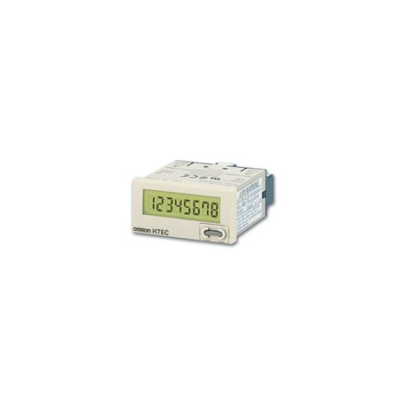 H7EC licznik impulsów 48x24mm