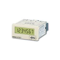 H7ET licznik czasu 48x24mm
