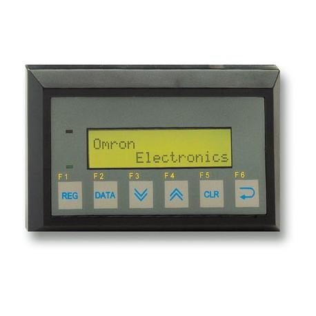 NT2S dwuwierszowy terminal z 6 lub 20 przyciskami funkcyjnymi