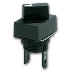 A165S/W przełącznik 16mm z pokrętłem