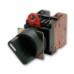 A22S/W przełącznik 22mm z pokrętłem