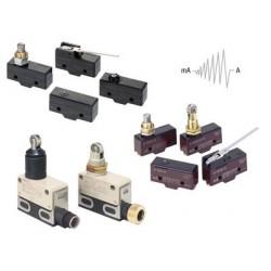 X, D4E, ZC, D4C, Z wyłączniki o różnych charakterystykach elektrycznych