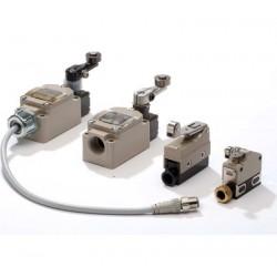 D4E, SHL, WL wyłączniki o różnych połączeniach i okablowaniu