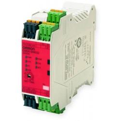G9SX-SM moduł monitorowania zatrzymania